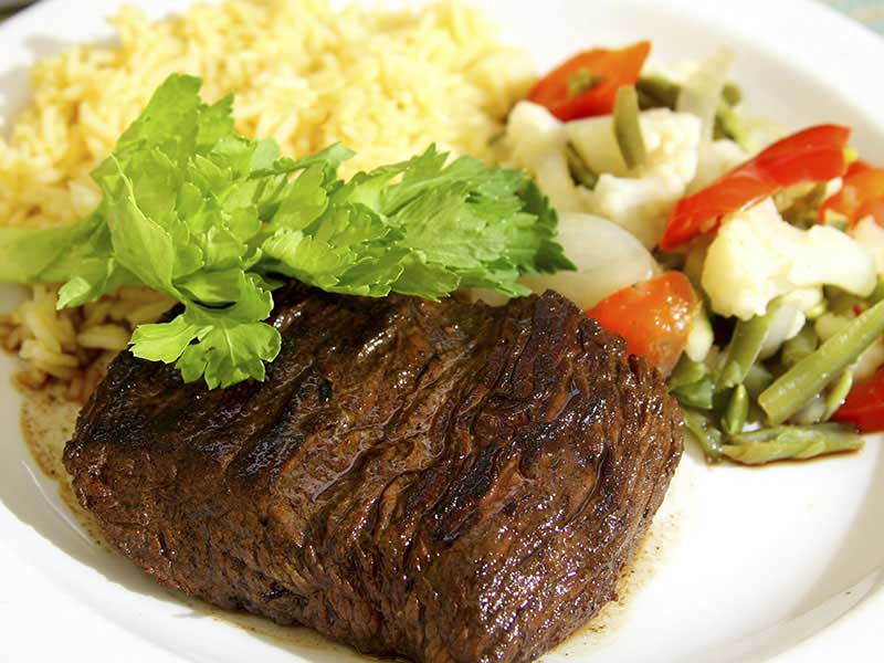 Health Benefits of Ostrich Meat