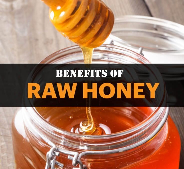 The Many Health Benefits of Raw Honey